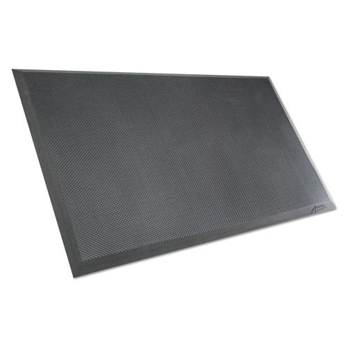 AdaptivErgo Anti-Fatigue Mat, 24 x 36, Black. Picture 2