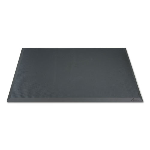 AdaptivErgo Anti-Fatigue Mat, 24 x 36, Black. Picture 1