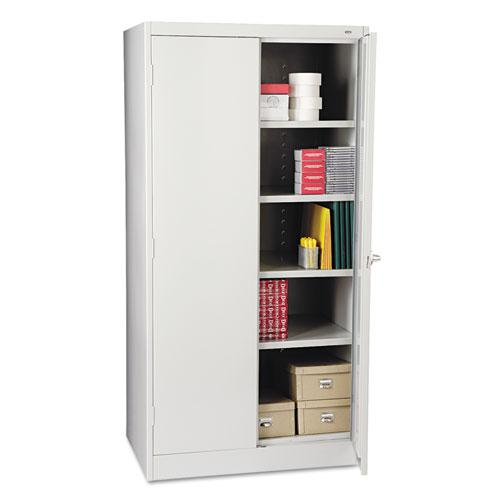"""72"""" High Standard Cabinet (Unassembled), 36 x 24 x 72, Light Gray. Picture 1"""