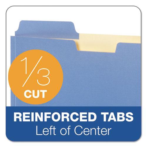 """File Folder Pocket, 0.75"""" Expansion, Letter Size, Assorted, 10/Pack. Picture 3"""