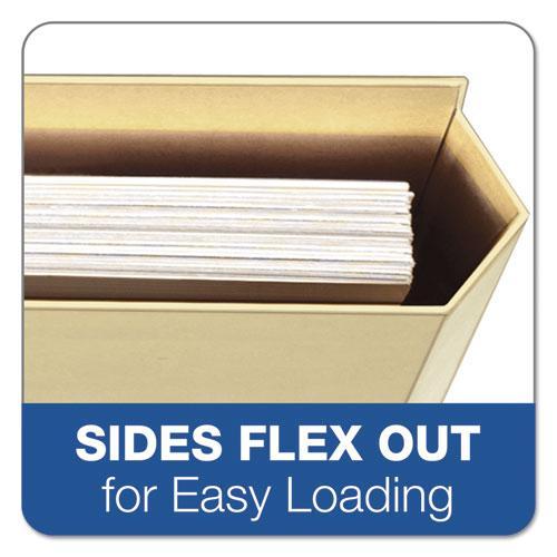 """File Folder Pocket, 0.75"""" Expansion, Letter Size, Assorted, 10/Pack. Picture 5"""