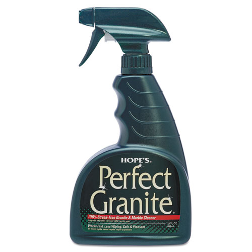 Perfect Granite Daily Cleaner, 22oz Bottle. Picture 1