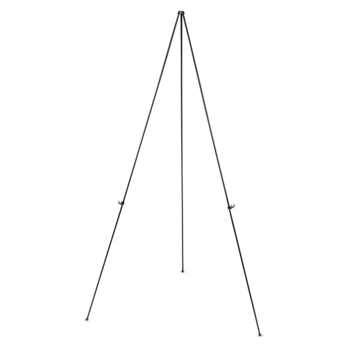 """Instant Easel, 61 1/2"""", Black, Steel, Lightweight. Picture 2"""