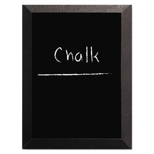 Kamashi Chalk Board, 48 x 36, Black Frame