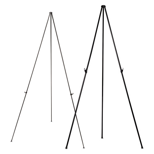 """Instant Easel, 61 1/2"""", Black, Steel, Lightweight. Picture 5"""