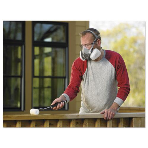 Half Facepiece Paint Spray/Pesticide Respirator, Medium. Picture 5