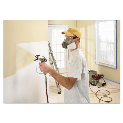 Half Facepiece Paint Spray/Pesticide Respirator, Medium. Picture 7