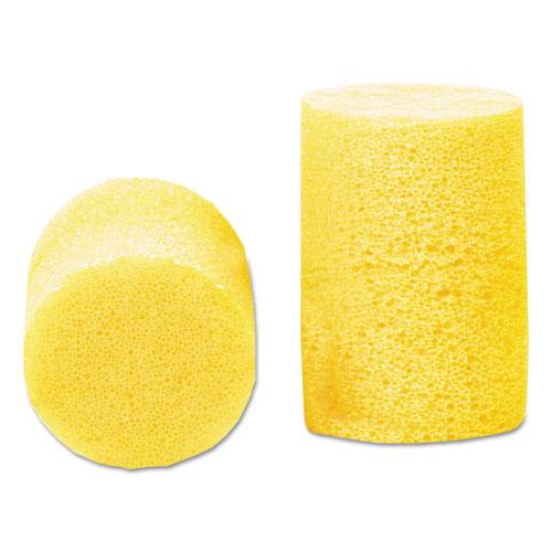 E·A·R Classic Earplugs, Pillow Paks, Uncorded, PVC Foam, Yellow, 200 Pairs