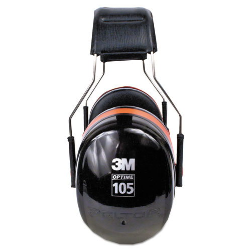 PELTOR OPTIME 105 High Performance Ear Muffs H10A. Picture 4
