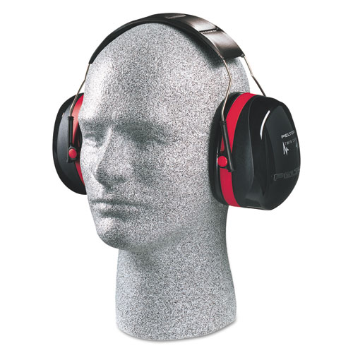 PELTOR OPTIME 105 High Performance Ear Muffs H10A. Picture 6