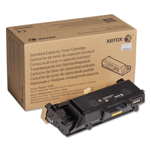 106R03620 Toner, 2600 Page-Yield, Black. Picture 1