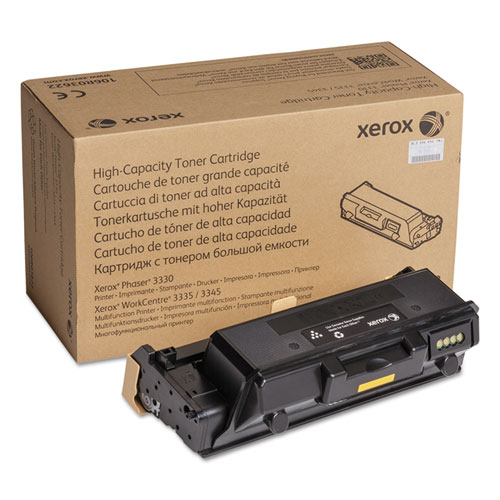 106R03622 Toner, 8500 Page-Yield, Black. Picture 1