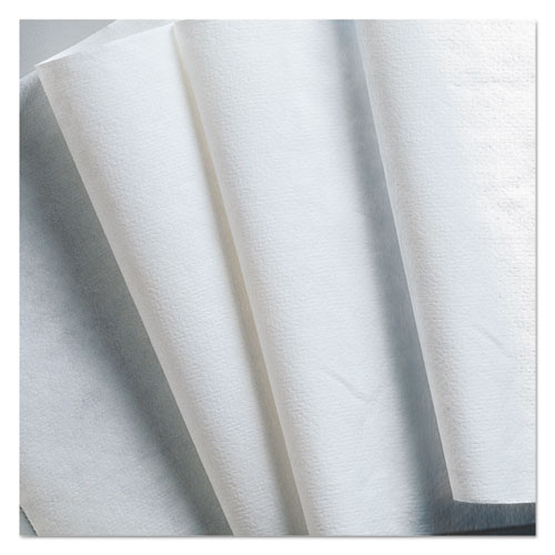 X70 Cloths, Jumbo Roll, Perf., 12 1/2 x 13 2/5, White, 870 Towels/Roll. Picture 3
