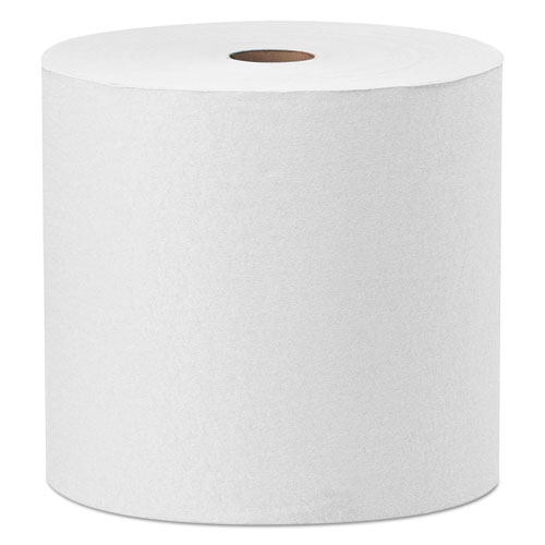 X70 Cloths, Jumbo Roll, Perf., 12 1/2 x 13 2/5, White, 870 Towels/Roll. Picture 6