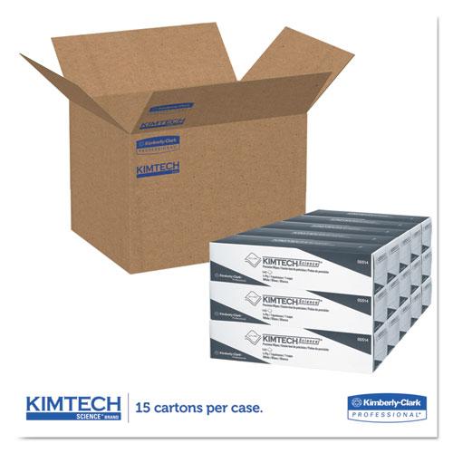 """Precision Wiper, POP-UP Box, 1-Ply, 14 7/10"""" x 16 3/5"""" White, 140/Box. Picture 4"""
