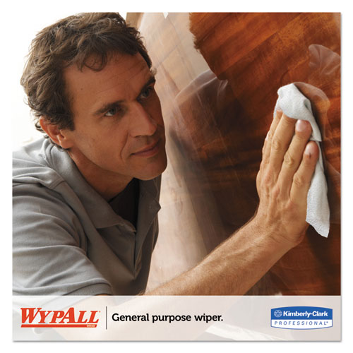 """L40 Towels, Dry Up Towels, 19 1/2"""" x 42"""", White, 200 Towels/Roll. Picture 6"""