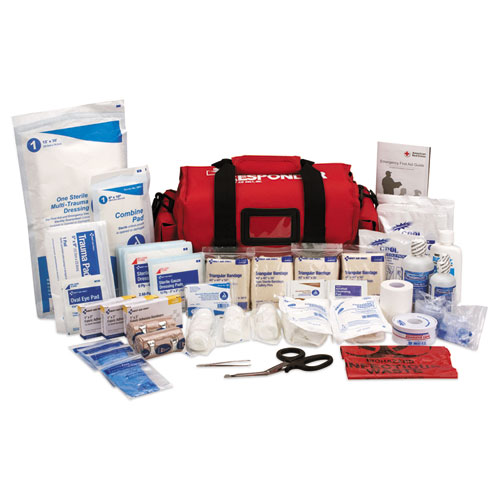 """First Responder Kit, 158 Piece, 16"""" x 8"""" 7.5"""". Picture 1"""