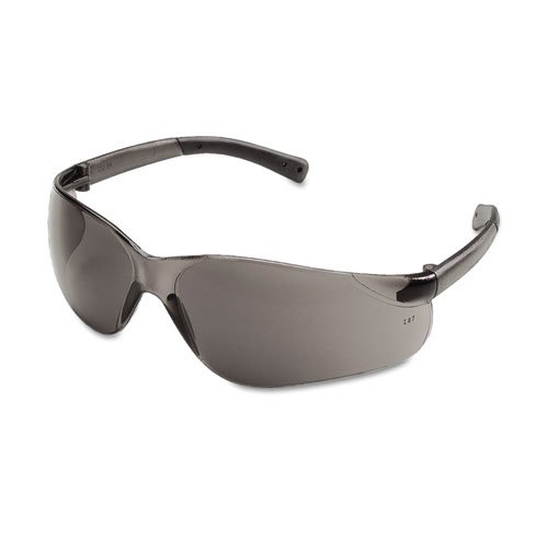 BearKat Safety Glasses, Wraparound, Gray Lens. Picture 1