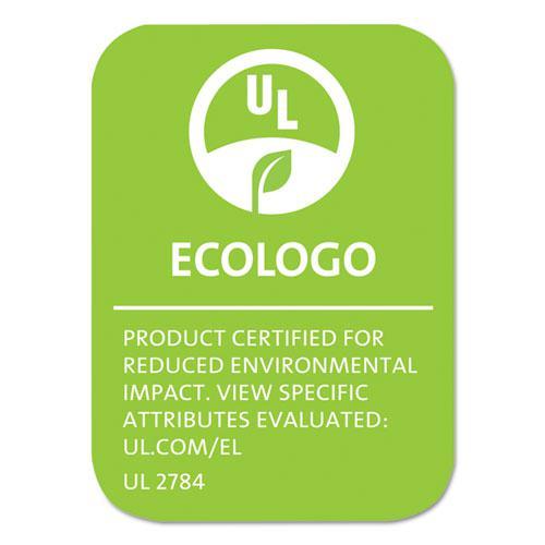 Green Certified Foam Soap, Fragrance-Free, 7.5 oz Pump Bottle. Picture 3