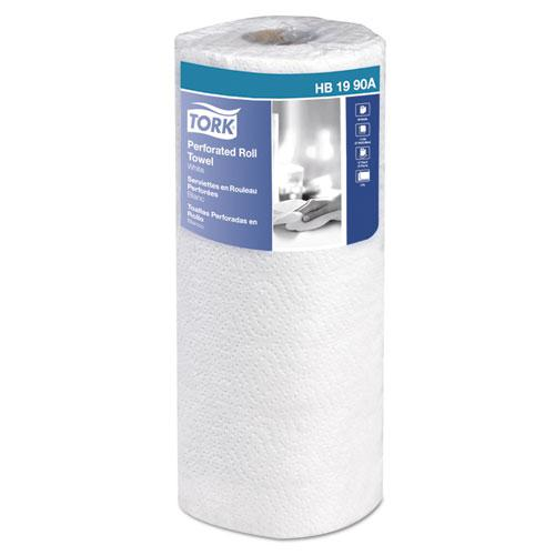 Universal Perforated Towel Roll, 2-Ply, 11 x 9, White, 84/Roll, 30Rolls/Carton. Picture 1