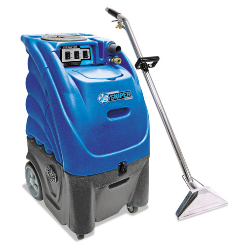 PRO-12 12-Gallon Carpet Extractor w/ Dual Vacuum Motors, 12gal Tank. Picture 1