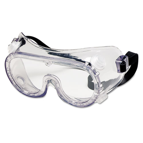 Chemical Safety Goggles, Clear Lens. Picture 1