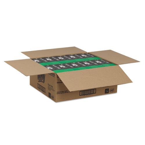 FLAX 700 Medium Duty Cloths, 9 x 16 1/2, White, 94/Box, 10 Box/Carton. Picture 4