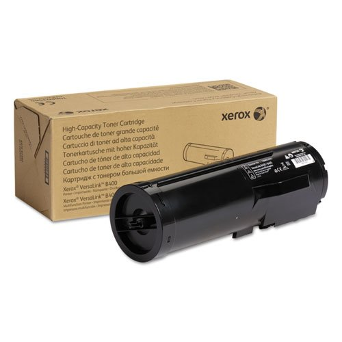 106R03582 High-Yield Toner, 13900 Page-Yield, Black. Picture 1