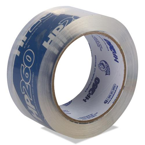 """HP260 Packaging Tape, 3"""" Core, 1.88"""" x 60 yds, Clear, 36/Pack. Picture 2"""