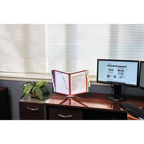InstaView Expandable Desktop Reference System, 10 Panels, Assorted Borders. Picture 11
