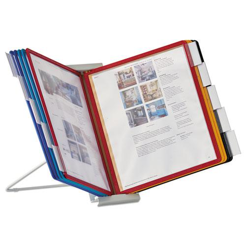 InstaView Expandable Desktop Reference System, 10 Panels, Assorted Borders. Picture 2