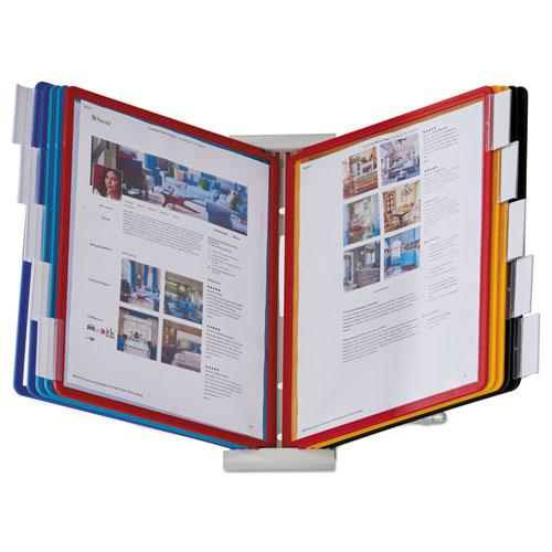 InstaView Expandable Desktop Reference System, 10 Panels, Assorted Borders. Picture 1