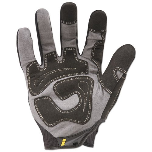 General Utility Spandex Gloves, Black, X-Large, Pair. Picture 9