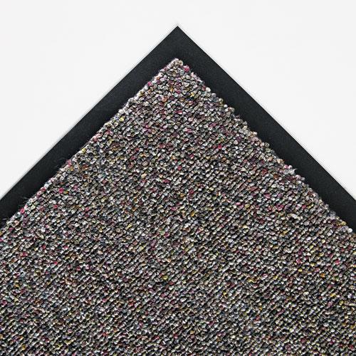 Classic Berber Wiper Mat, Nylon/Olefin, 48 x 72, Brown. Picture 1