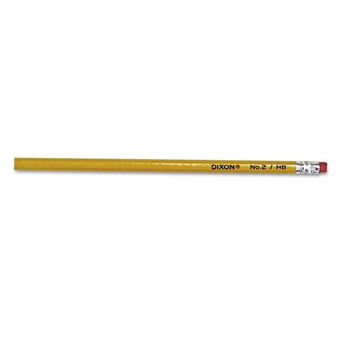 No. 2 Pencil, HB (#2), Black Lead, Yellow Barrel, 144/Box. Picture 1