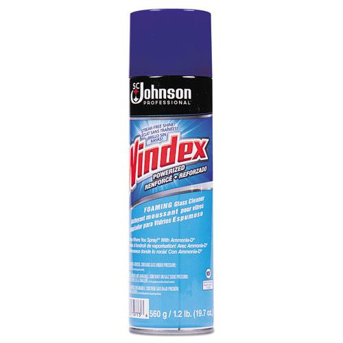 Glass Cleaner with Ammonia-D, 20oz Aerosol. Picture 4