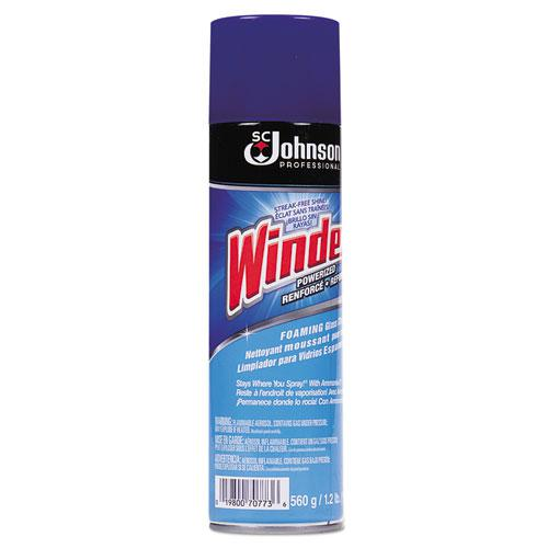 Glass Cleaner with Ammonia-D, 20oz Aerosol. Picture 2