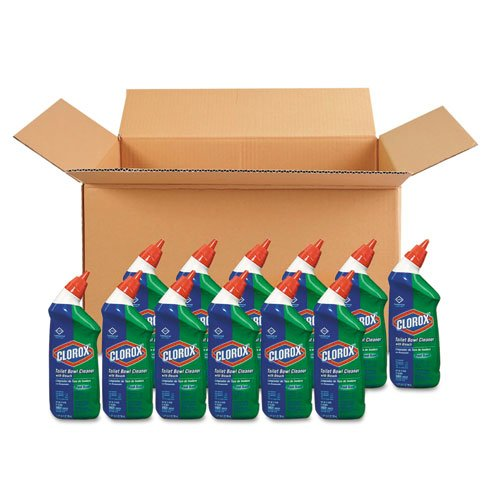 Lysol Toilet Bowl Cleaner With Bleach 24 Fl Oz 2 Ct