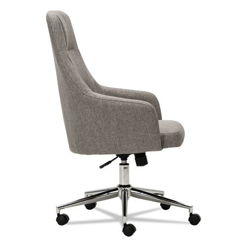 Alera Captain Series High Back Chair Supports Up To 275