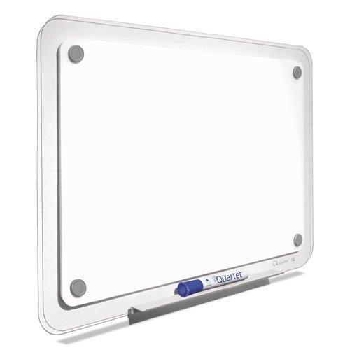 iQ Total Erase Board, 23 x 16, White, Clear Frame. Picture 5