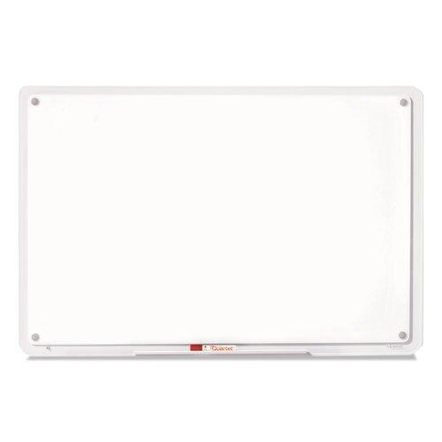 iQ Total Erase Board, 49 x 32, White, Clear Frame. Picture 3