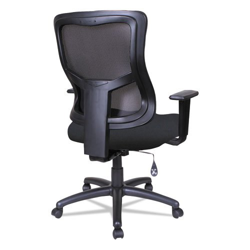 alera elusion ii series mesh mid back synchro with seat slide chair