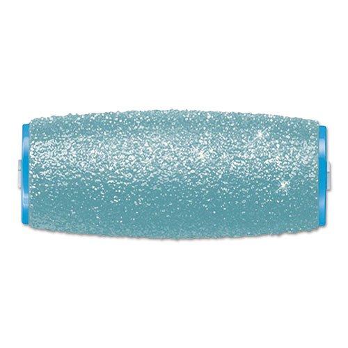 Pedi Perfect Wet & Dry Rechargeable Foot File, Aqua/White, 6/Carton. Picture 3