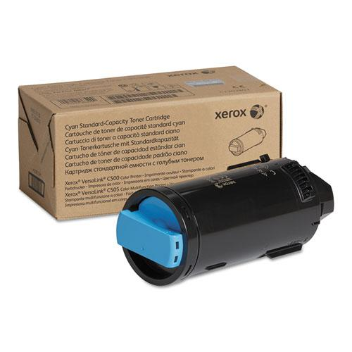 106R03859 Toner, 2400 Page-Yield, Cyan. Picture 1