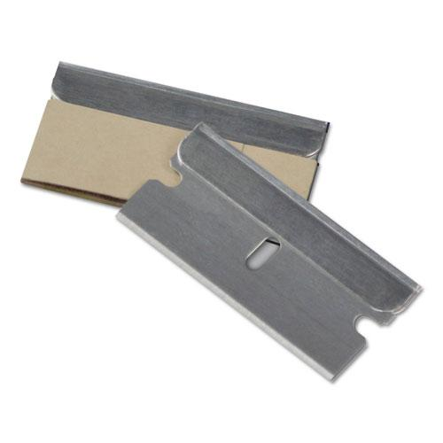 Jiffi-Cutter Utility Knife Blades, 100/Box. Picture 1