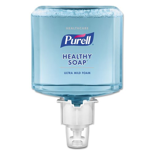 Healthcare HEALTHY SOAP Ultramild Foam, 1200 mL, For ES4 Dispensers, 2/CT. Picture 1