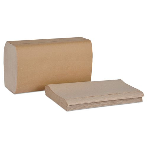 """Dairy Towels, 1-Ply, 9.125"""" x 10.25"""", Natural, 250/Pack, 16 Packs/Carton. Picture 1"""