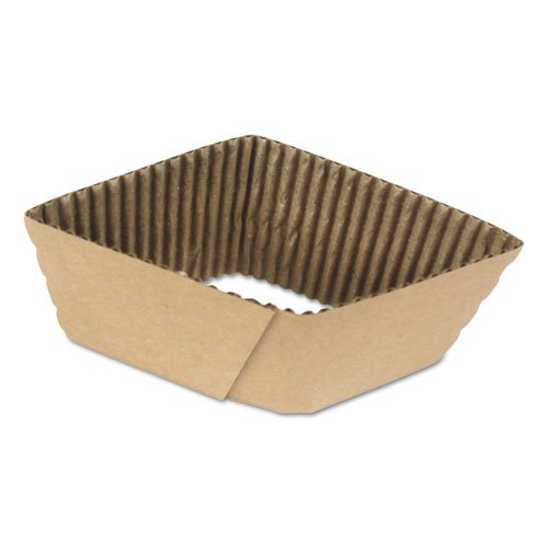 Cup Sleeves, Fits 10-20 oz Hot Cups, 1200/Carton. Picture 1