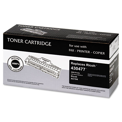 Remanufactured 89839 (AC104) Toner, 3500 Page-Yield, Black. Picture 2