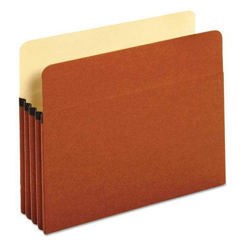 """Redrope Expanding File Pockets, 3.5"""" Expansion, Letter Size, Redrope, 25/Box. Picture 1"""